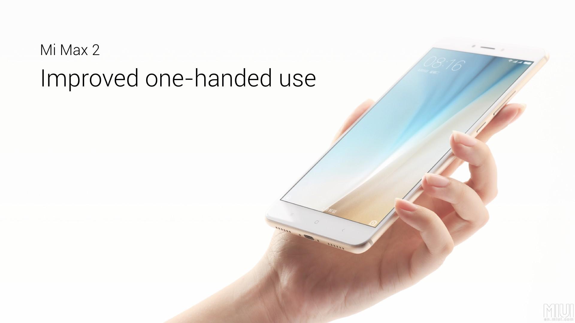 Xiaomi Mi Max 2 16 Bilder
