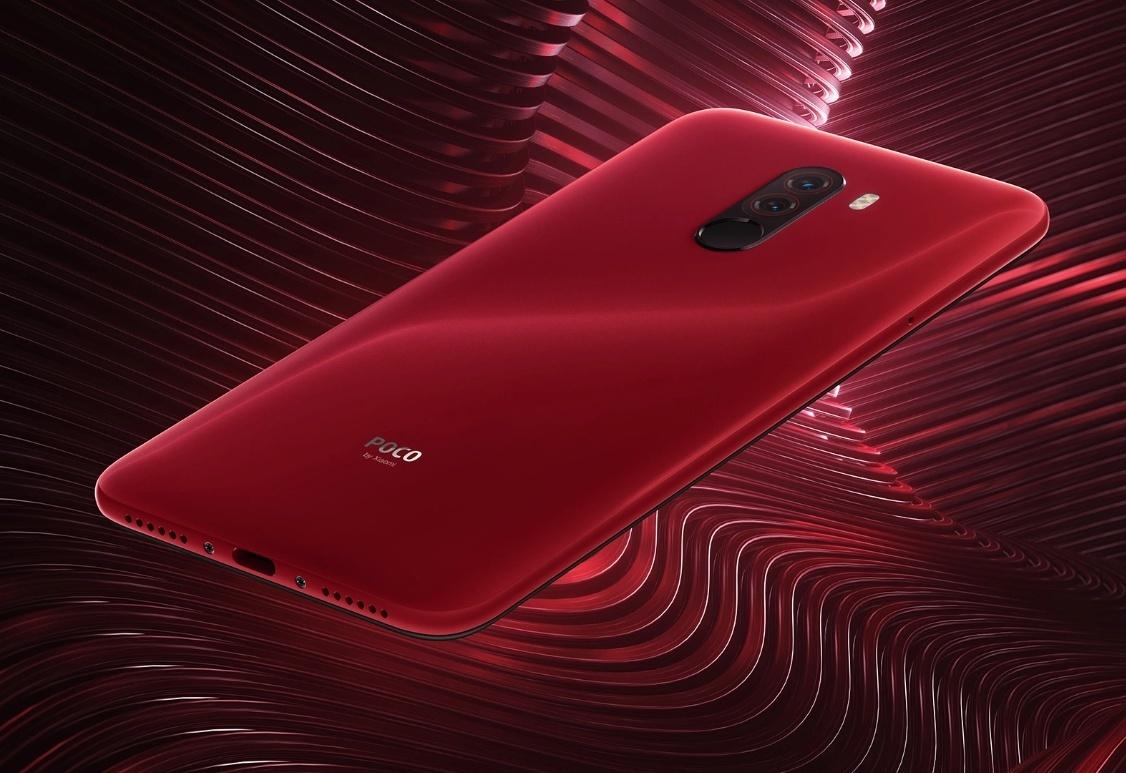 Xiaomi Pocophone F1 Kaufen Video Bilder Specs Und Preise In
