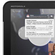 Motorola XOOM WLAN jetzt offiziell für 599 Dollar ab 27. März