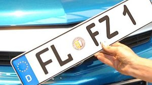 KFZ-Kennzeichen Deutschland