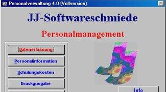 Personalverwaltung für Access 2000