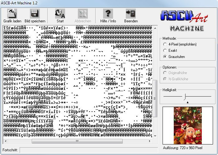 ascii-art-machine