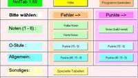NotTab – Notentabellen erstellen