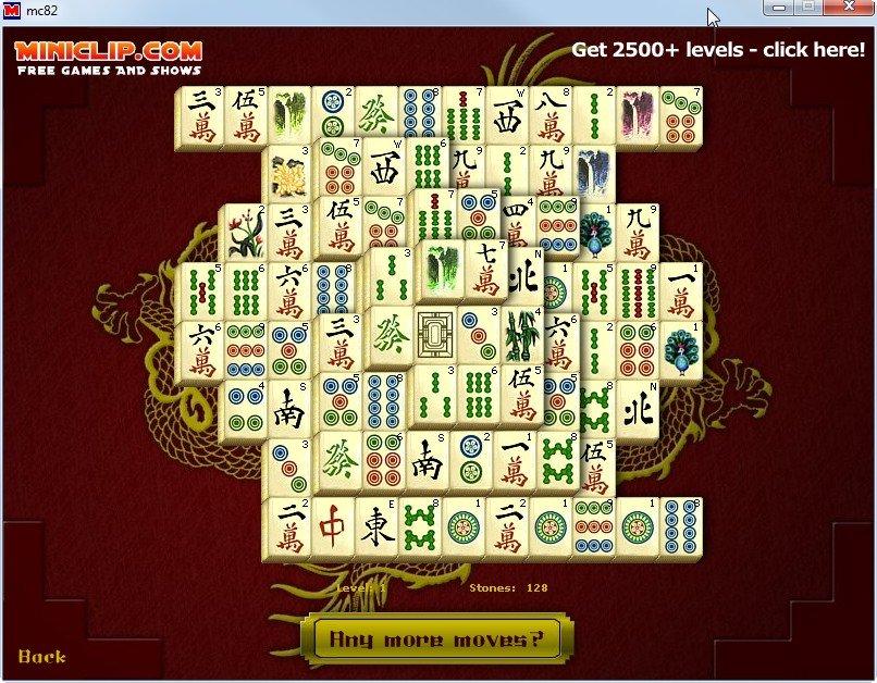 mahjong dreidimensional