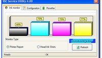 Epson Software Resetter