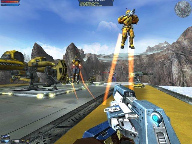 Starsiege - Tribes: In keinem guten Multiplayer-Shooter sollten Fahrzeuge fehlen