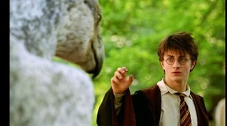 Harry Potter - Hippogreif - Bildschirmschoner