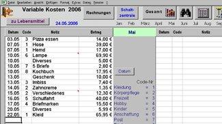 Haushaltskasse für Excel Pro Download
