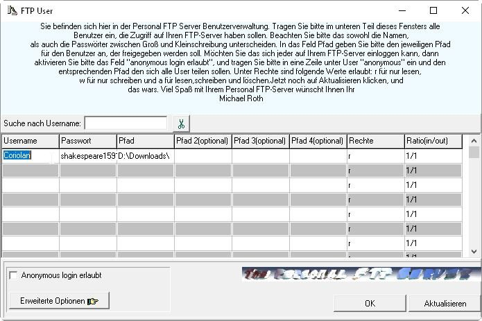 Personal-FTP-Server-Free-Benutzer