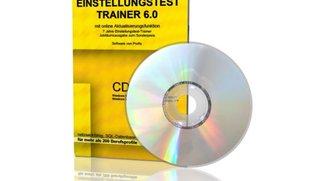 Einstellungstest-Trainer