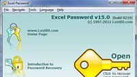 Excel Password
