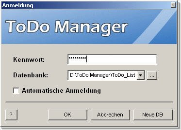 ToDO-Manager