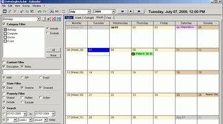 UK's Kalender