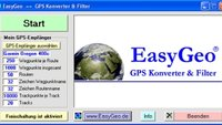 GPS Konverter & Filter