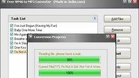 Free WMA to MP3 Converter
