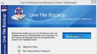 Live File Backup
