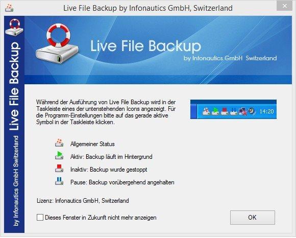 Live-File-Backup