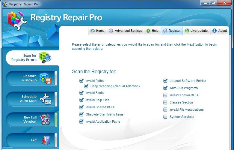 Registry-Repair-Pro