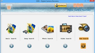 Digital Camera Photo Recovery Tool