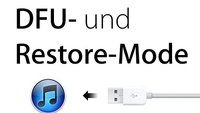 iPhone: DFU-Mode starten – so geht's