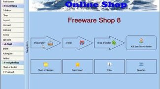 Freeware Online Shop