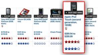 iPod touch: Platz 1 bei cnet-Test