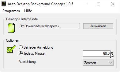 Desktop hintergrund automatisch wechseln windows 7