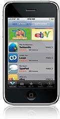 Beschleunigungssensor: iPhone als TV-Spielekonsole