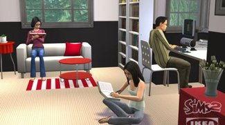 Die Sims 2 IKEA Home - Accessoires