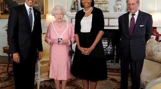 Geschenk des Tages: Obamas iPod