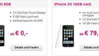 T-Mobile AT: Schwindende iPhone Bestände?