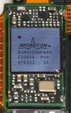 iPod touch 2G Boardcom Chip