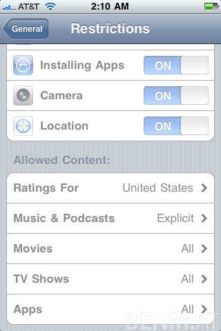 AppStore: Weniger Prüfprozesse mit FW 3.0