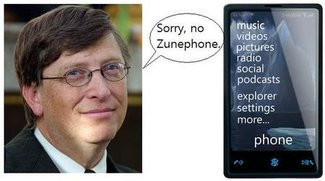 zPhone: Kommt das Zune Phone?
