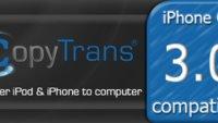 Copytrans3: Firmware 3.0 kompatibel