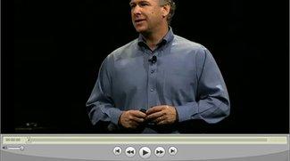 WWDC09: Keynote Quicktime Stream online