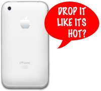 Too Hot: Überhitztes iPhone 3GS?