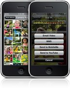 iPhone 3GS: 400% mehr mobile Videouploads