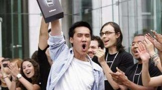 AT&amp&#x3B;T: iPhone 3GS bereits ausverkauft
