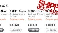 Vertragsfrei: Italienische iPhones per Post