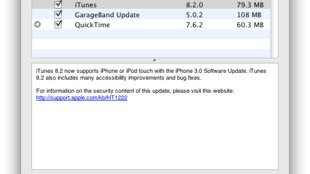 iTunes 8.2: Update und Problem mit Jailbreak