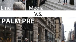 Pic of the Day: Palm Pre vs. iPhone