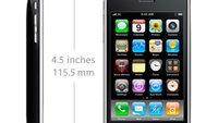 iPhone 3GS: Öl- und Schweiss abweisender Touchscreen