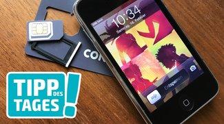 (Altes) iPhone als Modem: Internet für Mac, PC, iPad, Apple TV