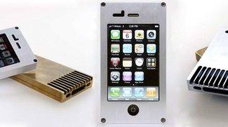 EXOvault: Metal iPhone Case