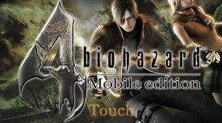 Resident Evil 4: Kurzbesuch im AppStore