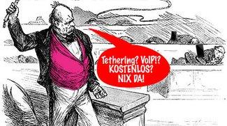 Deutschland: VoIP und Tethering nur gegen Aufpreis!