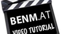 Contest: BenM.at Video Tutorials
