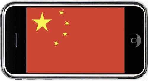 Das iPhone erobert China