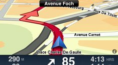 TomTom: Live Verkehrsmeldungen und lokale Suche